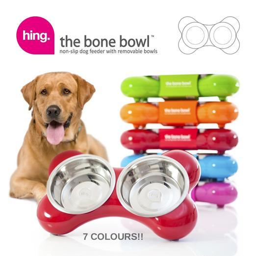 Hing The Bone Bowl (Small, Large)