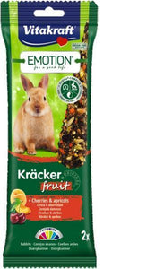 Vitakraft Emotion Kracker Fruit Rabbit