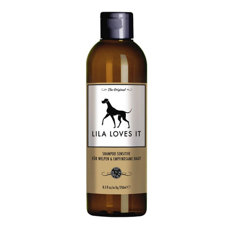 Lila Loves It Sensitive Concentrated Dog Shampoo 250ml