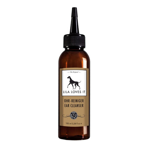 Lila Loves It Ear Cleanser For Dogs 100ml