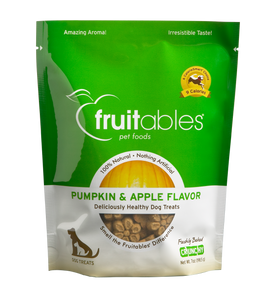 Fruitables Pumpkin & Apple 7oz