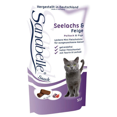 Sanabelle Pollack & Figs Cat Sticks 55g