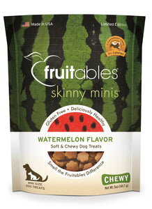 Fruitables Skinny Minis Watermelon 5oz