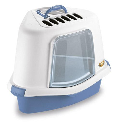 Stefanplast Sprint Corner Plus Cat Litter Box