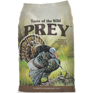 Taste of the Wild Prey Turkey Dog (Limited Ingredient Diet)