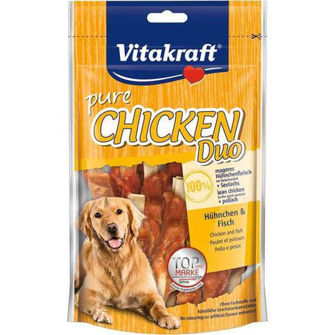 Vitakraft Chicken Duo with Fish 80g