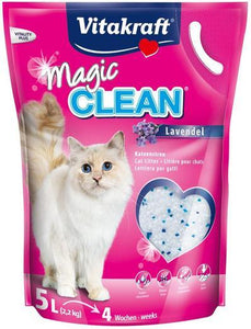 Vitakraft Magic Clean Lavender 5L