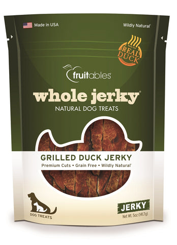 Fruitables Whole Jerky Grilled Duck 5oz