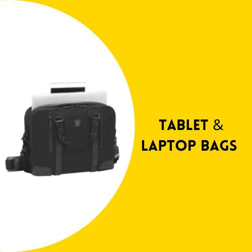 TABLET & LAPTOP BAGS