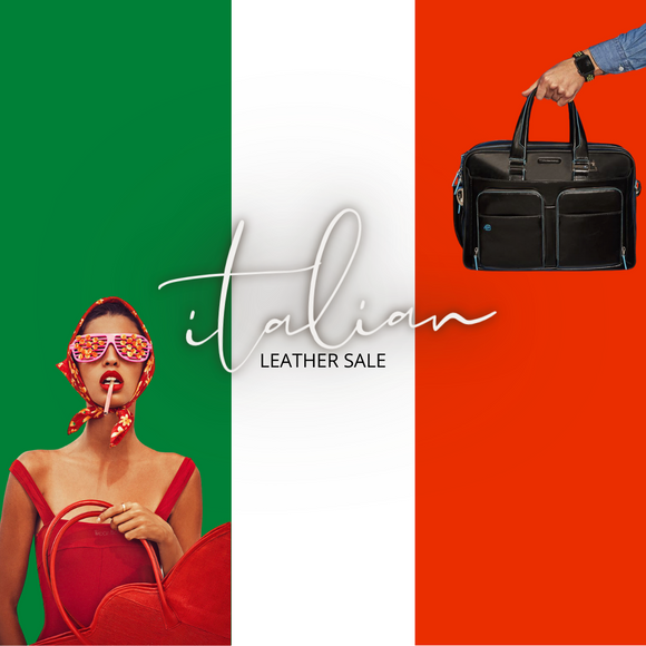 ITALIAN LEATHER MASSIVE CLEARANCE SALE