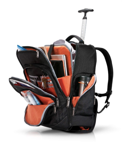 WHEELED BACKPACKS