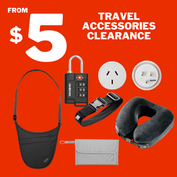 $20.00 AND UNDER TRAVEL ACCESSORIES