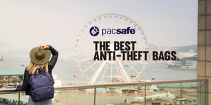 Pacsafe The Best Anti-Theft Bags