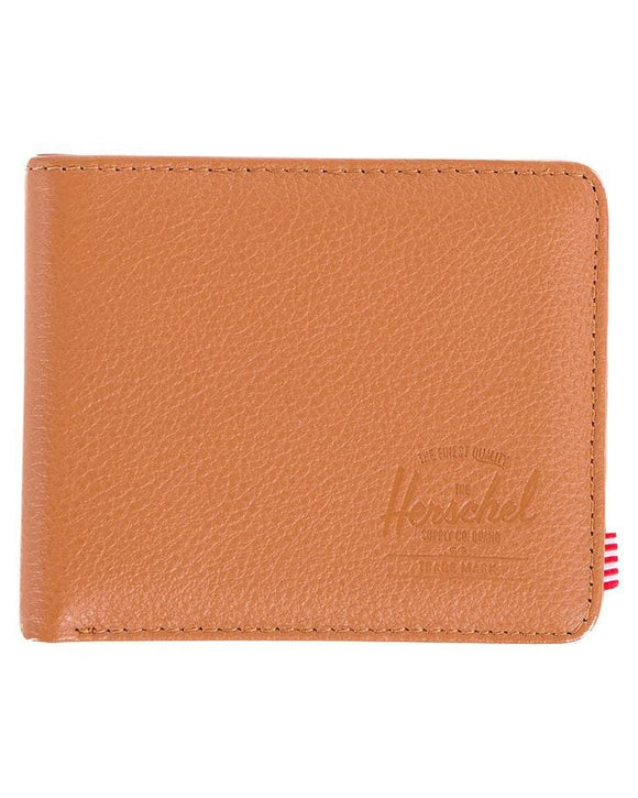 Herschel Hank Leather Wallet Tan