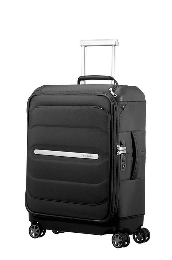 SAMSONITE OCTOLITE SS TOP POCKET 55CM SPINNER BLACK
