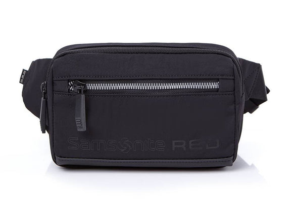 SAMSONITE RED RUON WAIST BAG BLACK
