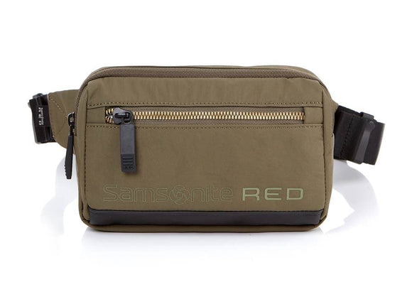 SAMSONITE RED RUON WAIST BAG KHAKI