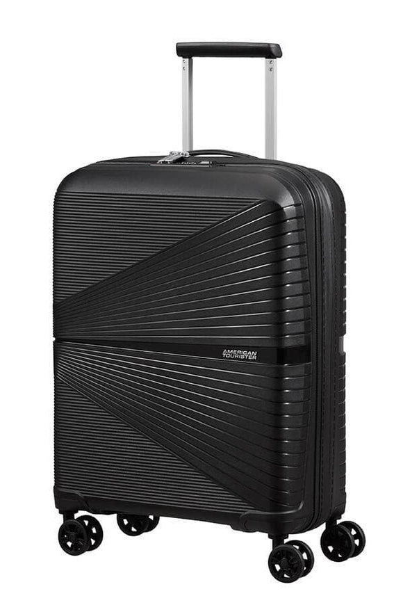 AMERICAN TOURISTER AIRCONIC 55CM SPINNER ONYX BLACK
