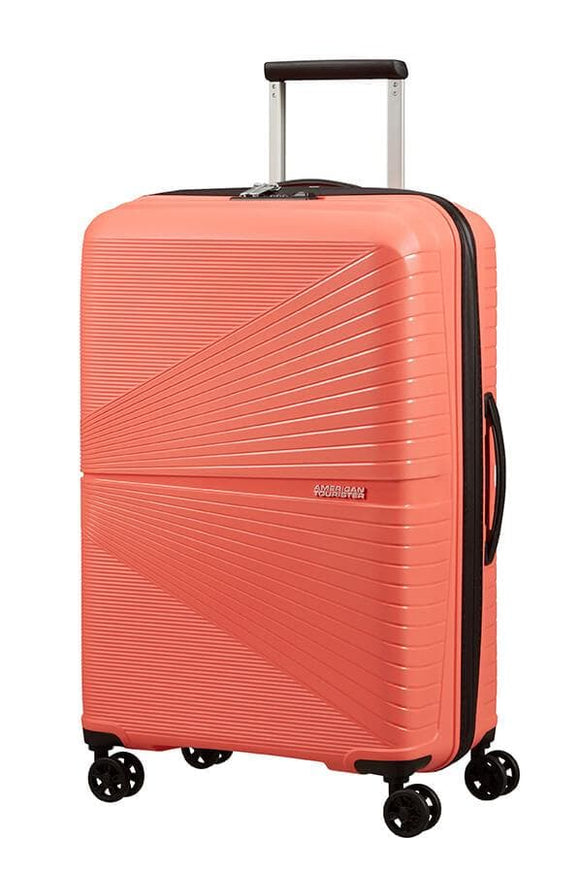AMERICAN TOURISTER AIRCONIC 67CM SPINNER LIVING CORAL