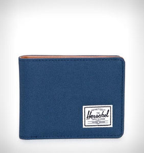 Herschel Hank Wallet Navy/Tan