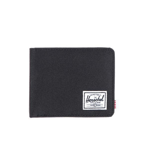 Herschel Roy Fold Wallet Black