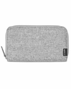 Pacsafe RFIDsafe LX250 Travel Wallet Grey