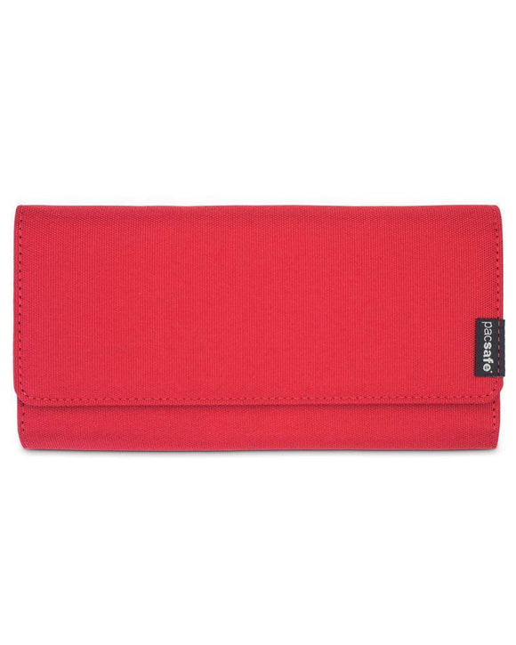 Pacsafe RFIDsafe LX200 Wallet Chilli