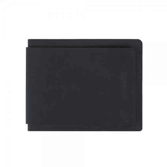 Pacsafe RFIDsafe TEC Bifold Plus Wallet Black