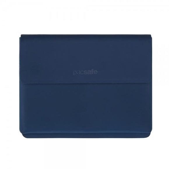 Pacsafe RFIDsafe TEC Passport Wallet Navy