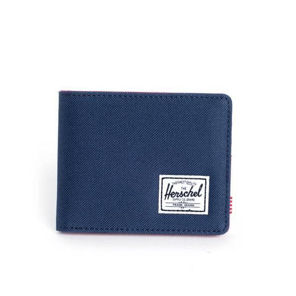 Herschel Roy Fold Wallet Navy/Red