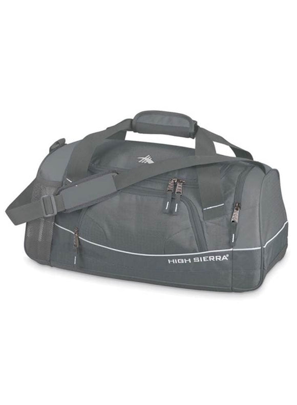 HIGH SIERRA BUBBA 54CM DUFFLE CHARCOAL