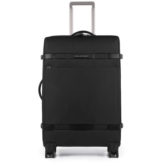 PIQUADRO MOVE2 MEDIUM SPINNER BLACK