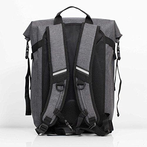 55951ce2a ... Knomo Thames Hamilton Water Resistant Roll Top Laptop Backpack 14