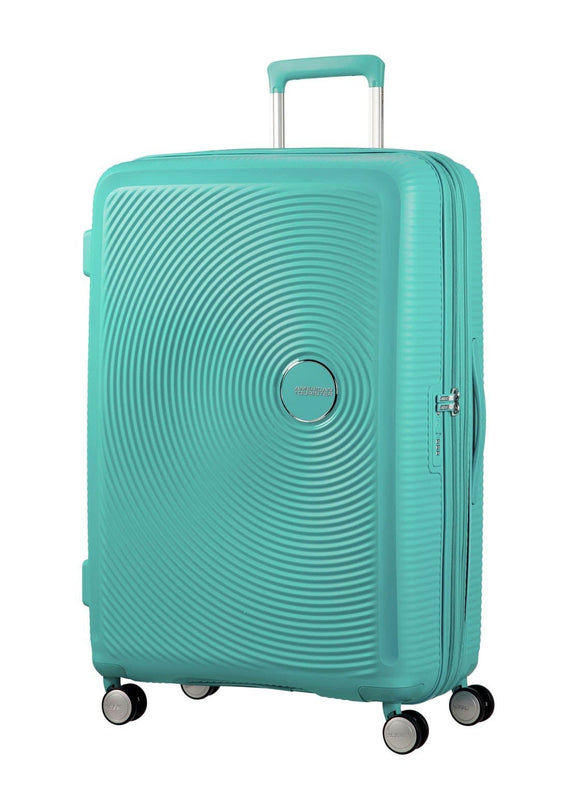 AMERICAN TOURISTER CURIO 69CM SPINNER MINT GREEN
