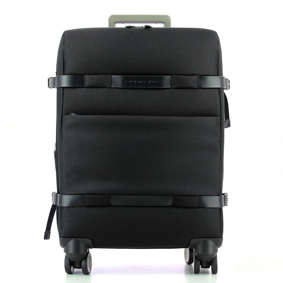 PIQUADRO MOVE2 ROLLER CASE BLACK