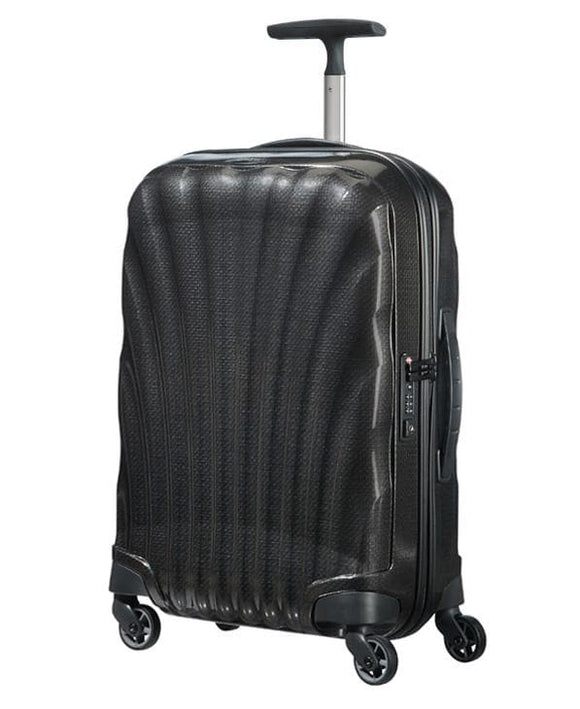 Samsonite Cosmolite 3.0 55cm Spinner Black