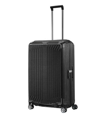 SAMSONITE LITE BOX 75CM SPINNER BLACK