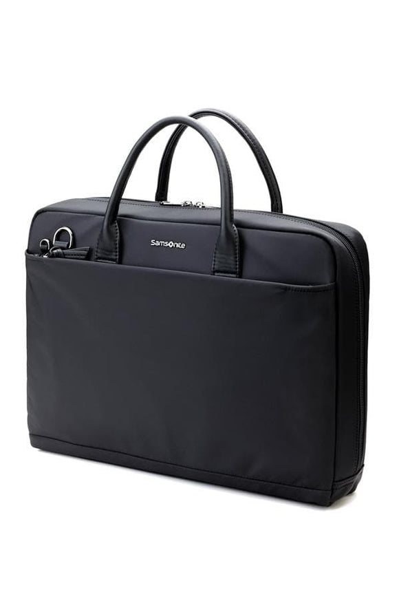 SAMSONITE BOULEVARD SLIM BRIEFCASE BLACK