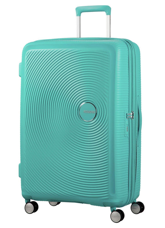 AMERICAN TOURISTER CURIO 80CM SPINNER MINT GREEN