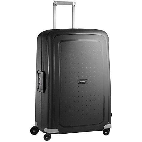 Samsonite S'Cure 81cm Spinner Black