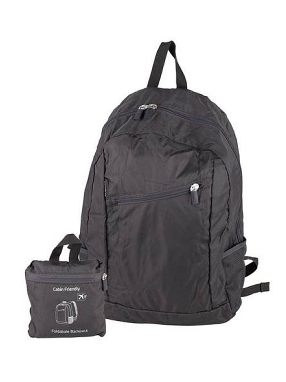 Samsonite Foldable Backpack Grey