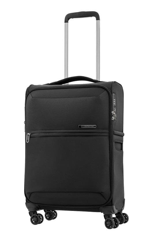 Samsonite 72 Hours DLX 55cm Spinner - Black