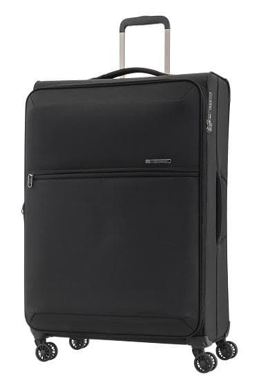 Samsonite 72 Hours DLX 78cm Spinner - Black