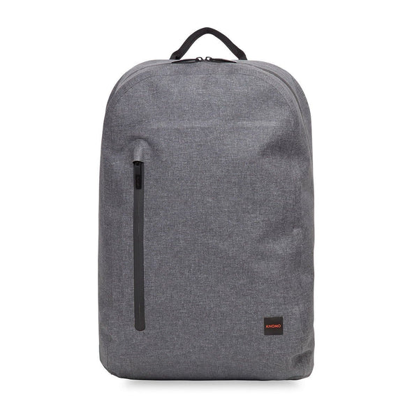 KNOMO THAMES HARPSDEN BACKPACK 14 INCH LONG BACKPACK GREY