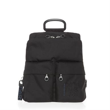 MANDARINA DUCK MD20 TRACOLLA BACKPACK BLACK