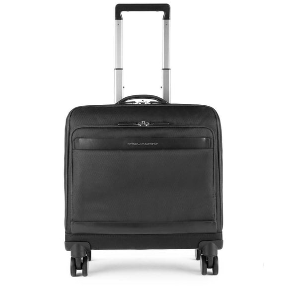 Piquadro Klout Carry-On Bag Black