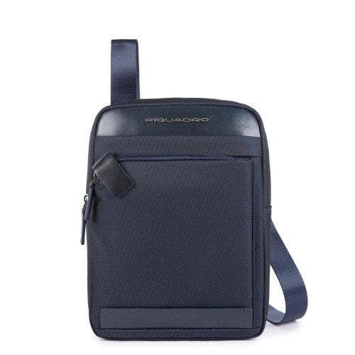 PIQUADRO CROSS BODY BAG NAVY