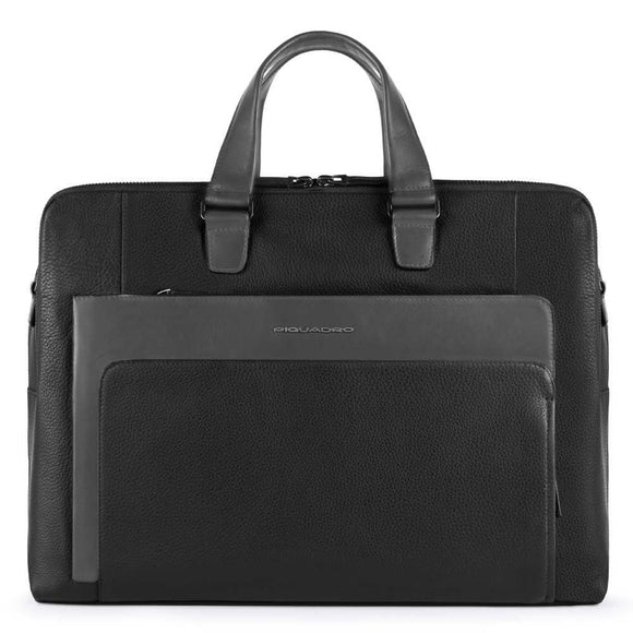 Piquadro The Feels Computer Briefcase Black