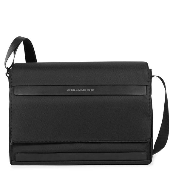 PIQUADRO BUSINESS BAG BLACK