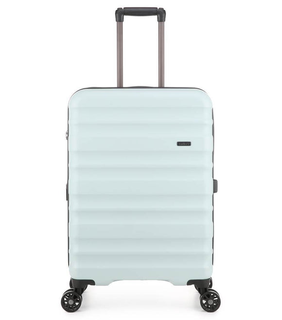ANTLER CLIFTON MEDIUM ROLLER CASE LIGHT BLUE